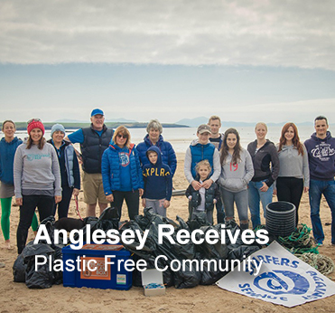 Anglesey Receives Plastic free Community Status
